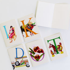 Alpabetong Filipino Notebooks (set of 6)