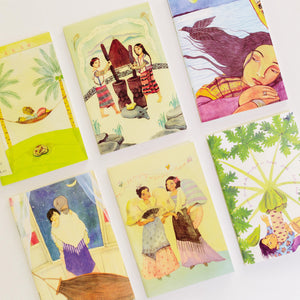 Antukin Notebooks (Set of 6)