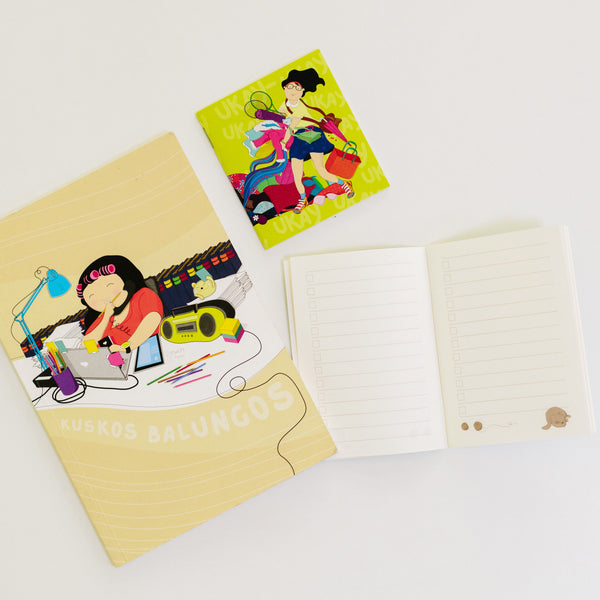 Kuskos Balungos Notebook Bundle