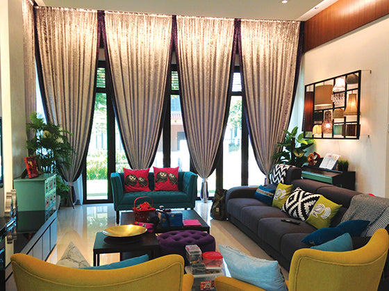 Hari Raya Home Decoration Wall Ideas