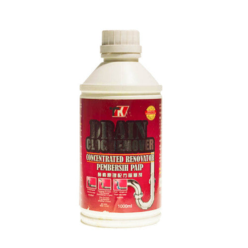 TK Drain Clog Remover Concentrated Formula
