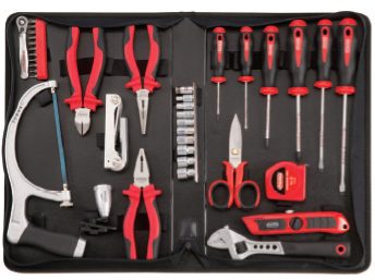 44pcs Tool Bag Set
