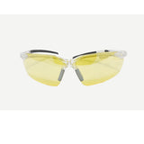 Safety Eye Glass Wear Light Yellow