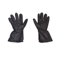 Rubber Gloves Black Normal