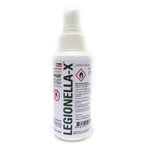 Legionella X Viral Spray Insect Repellent 100ML