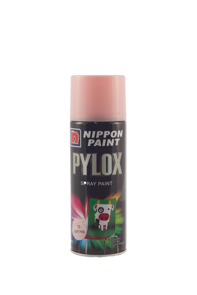 Pylox Spray Paint (10 Light Pink)