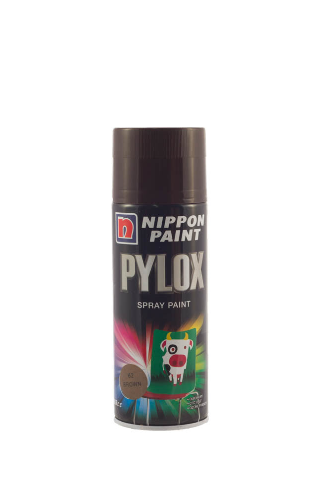 Pylox Spray Paint (62 Brown)