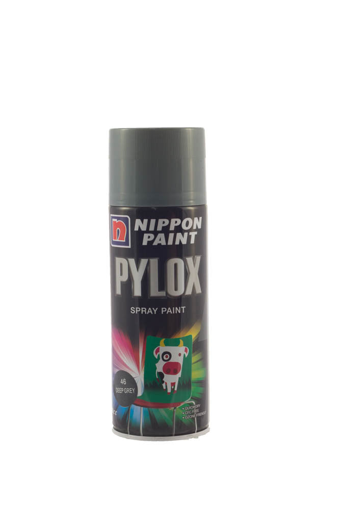 Pylox Spray Paint (46 Deep Grey)