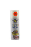 RJ London Acrylic Epoxy Spray Paint (1006 Fluorescent Orange)