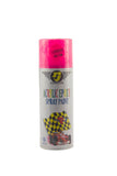 RJ London Acrylic Epoxy Spray Paint (1002 Fluorescent Pink)
