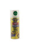 RJ London All Purpose Colour Spray Paint (37 Grass Green)