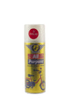 RJ London All Purpose Colour Spray Paint (23 Signal Red)