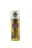RJ London All Purpose Colour Spray Paint (36 Silver)