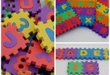Mini Foam ABC & Number Puzzle