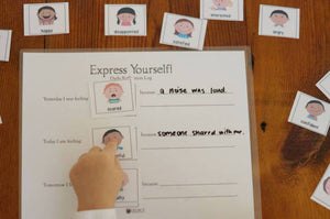 Express Yourself - Emotion Education Set
