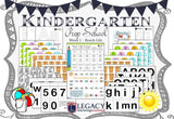Kindergarten Prep School - 6 Week Curriculum
