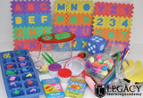Pre-K Prep School Curriculum Kit