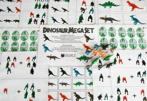 Dinosaur Learning MEGA Center