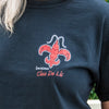 Louisiana Proud Cajun Loud Tee