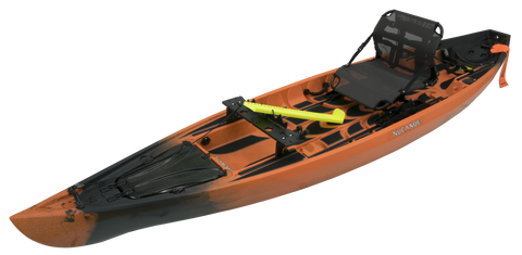 NuCanoe Pursuit essential angler package