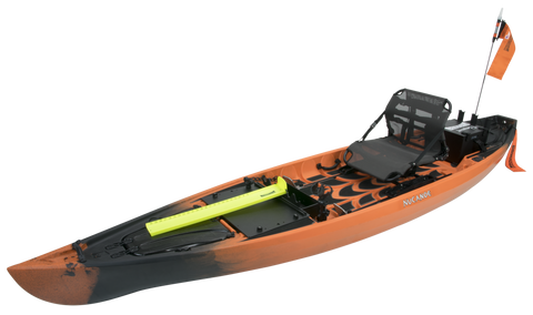 NuCanoe Pursuit tournament angler package