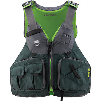 NRS Chinook Fishing Life Jacket PFD - Eco Fishing Shop