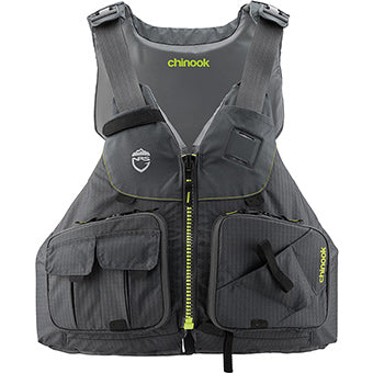 NRS Chinook Fishing Life Jacket PFD