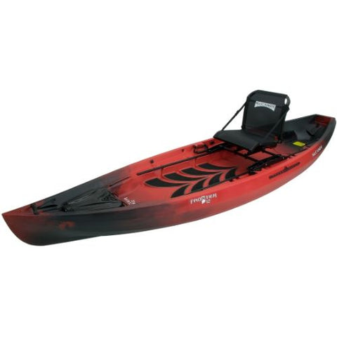 NuCanoe Frontier Fishing Kayak Package - Eco Fishing Shop