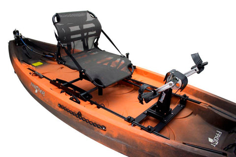 NuCanoe H2ProDrive Pedal System - Eco Fishing Shop