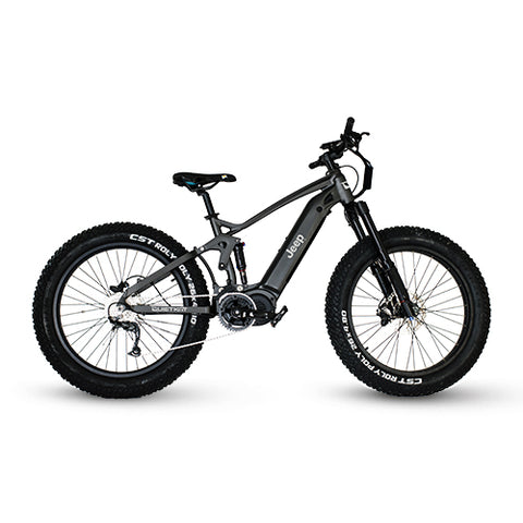 QuietKat Jeep Electric Bike - Eco Fishing Shop
