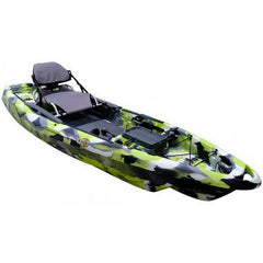 Image of 3 Waters Big Fish 120 Fishing Kayak Package