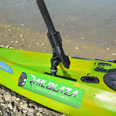 Railblaza Rod Holder w/ Mini Port Trak - Eco Fishing Shop
