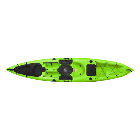 Malibu Stealth 14 Fishing Kayak with Fish and Dive Package - Eco Fishing Shop