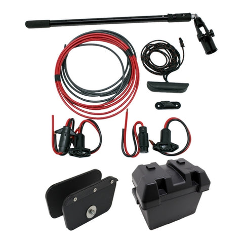 NuCanoe Transom Mount Motor Kit - Eco Fishing Shop