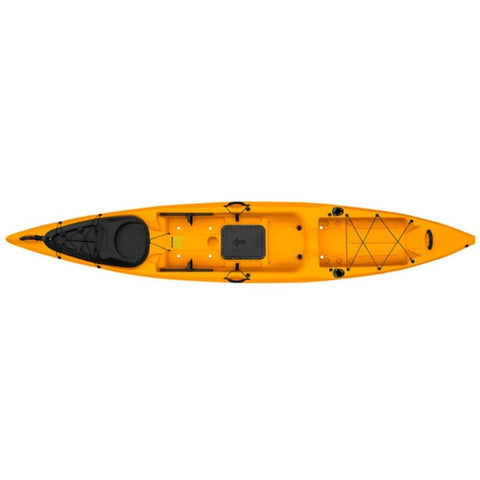 Malibu X-13 Fishing Kayak with Fish and Dive Package