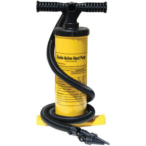 Advanced Elements Double-Action Hand Pump w/ Gauge