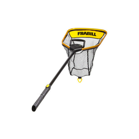 Frabill Trophy Haul Power Extend Landing Net - Eco Fishing Shop