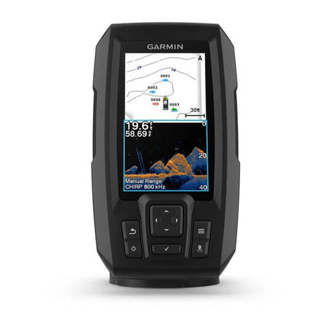 Garmin Striker Vivid 4cv Transducer
