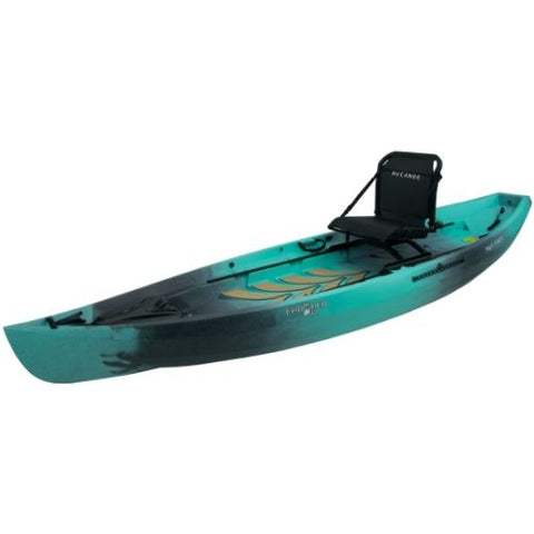 NuCanoe Frontier 12 Fishing Kayak Package - Eco Fishing Shop