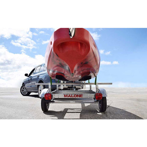 Malone EcoLight Single Kayak Trailer Package