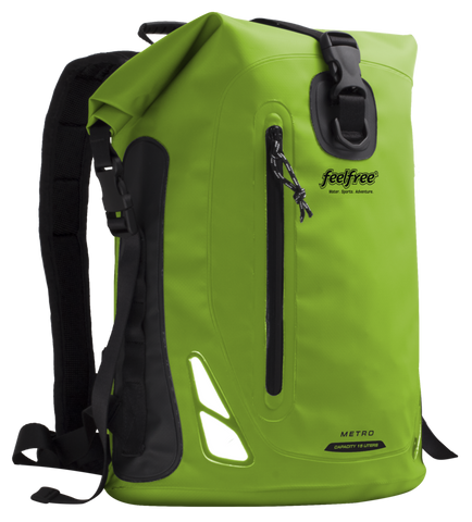 3 Waters Feel Free Metro Backpack - Eco Fishing Shop