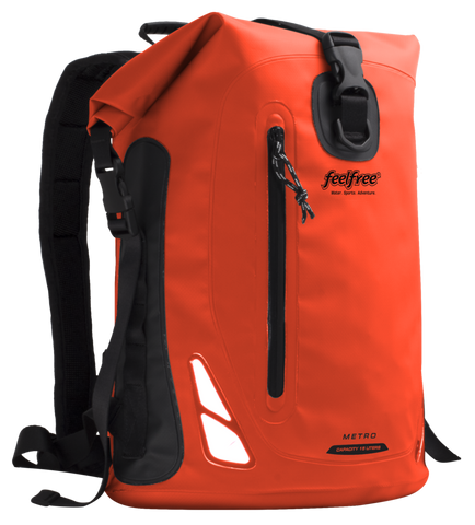 3 waters Feel Free Metro back pack