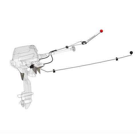 Jonny Boat Outboard Motor Kit - Eco Fishing Shop
