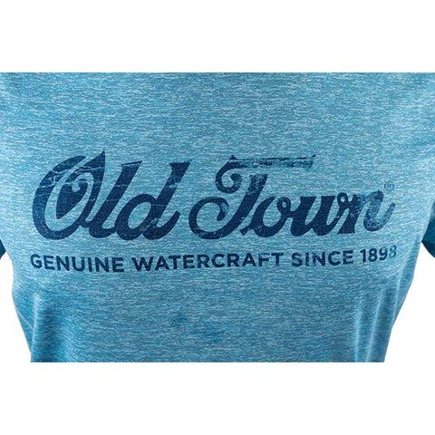 Old Town Genuine Badge Performance SS T-Shirt
