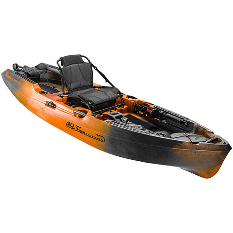 Old Town Sportsman 106 Powered By Minn Kota Fishing Kayak