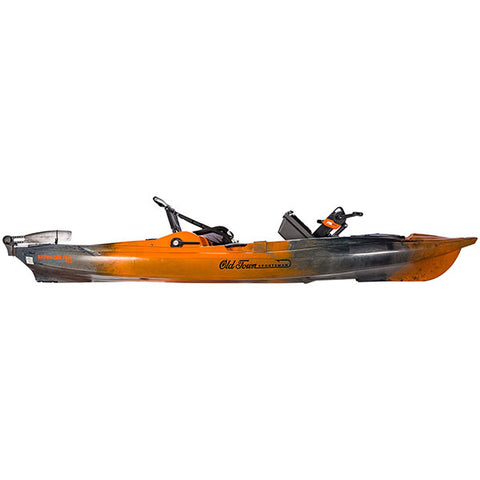 Old Town Sportsman BigWater PDL 132 Fishing Kayak - Eco Fishing Shop