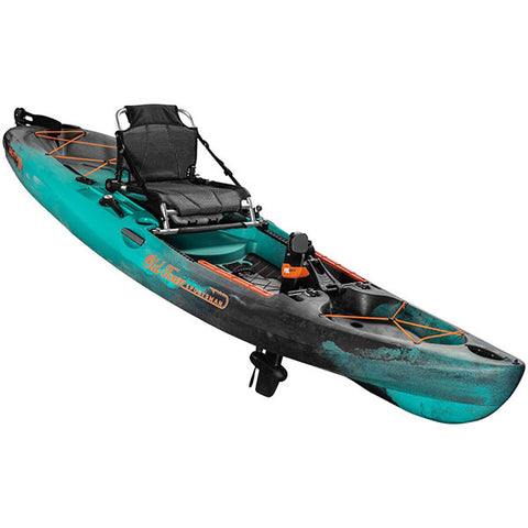 Old Town Sportsman Salty PDL 120 Fishing Kayak