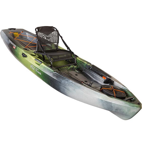 Old Town Topwater 106 Fishing Kayak - Eco Fishing Shop
