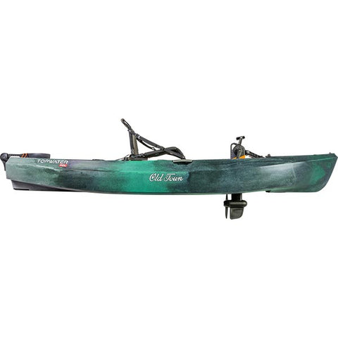 Old Town Topwater 106 PDL Fishing Kayak - Eco Fishing Shop