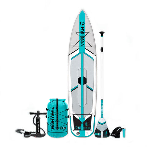 Pau Hana Solo SUP Backcountry Inflatable Paddle Board